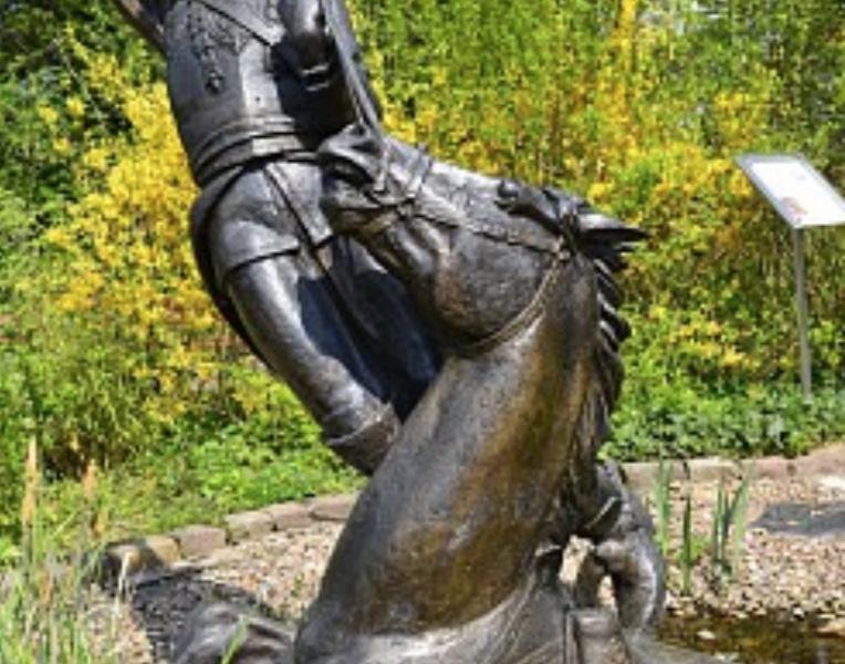 Hieronymus Carl Friedrich Freiherr von Münchhausen sau Klaus-Werner Iohannis Freiherr von Hermannstadt